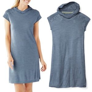 NWT Smartwool Everyday Exploration Hooded Dress